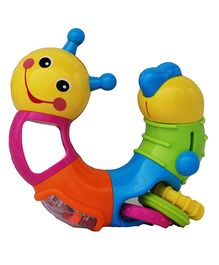Toyhouse Lovely Worm Toy - Multicolor