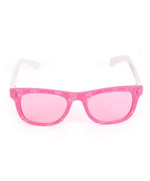 Dora Sunglasses UV Protection - Pink White