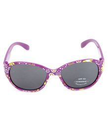 Dora Sunglasses UV Protection - Purple