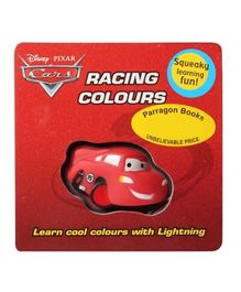 Disney Pixar Cars Racing Colors