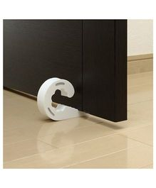 Richell Door Stopper Cushion - White
