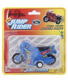 Speedage Jump Rider Motorbike - Blue