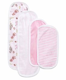 My Milestones Burpy Set Pack of 4 - Pink