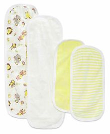 My Milestones Burpy Set Pack of 4 - Yellow