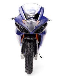 Maisto Suzuki GSX R 1000 - Blue