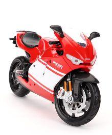 Maisto Ducati Desmosedici RR Bike Toy - Red
