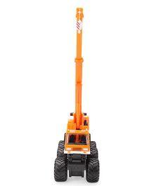 Maisto-Fresh Metal Builder Zone Quarry Monsters - Orange