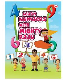 Learn Numbers With Mighty Raju - English