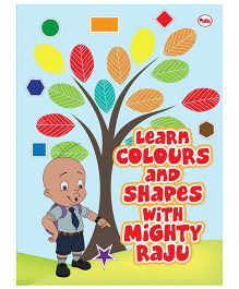 Learn Color And Shapes With Mighty Raju - English