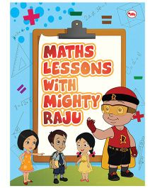 Maths Lessons With Mighty Raju - English