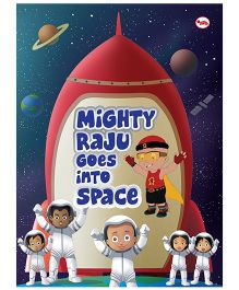 Mighty Raju Goes Into Space - English