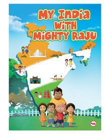 My India with Mighty Raju - English