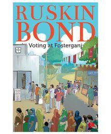 Voting at Fosterganj - English