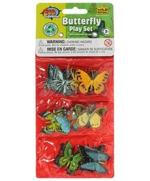 Wild Republic - Polybag Triple Mini Butterfly Play Set