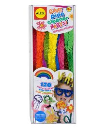 Alex Toys Craft Giant Pipe Cleaner Party - Multi Color