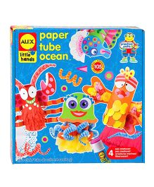 Alex Toys Little Hands Paper Tube Ocean - Multi Color