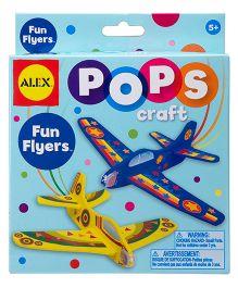 Alex Toys Pops Craft Fun Flyers - Multi Color