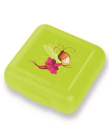 Crocodile Creek Sandwich Keeper Fairy Print - Green
