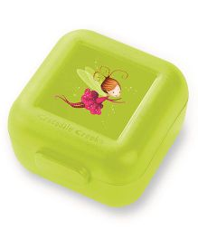 Crocodile Creek Sandwich Keeper Fairy Print Set of 2 - Green