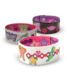 Melissa & Doug Bracelets Fashion Craft Set - Multi Color