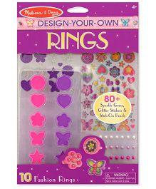 Melissa & Doug Design Your Own Rings Kit