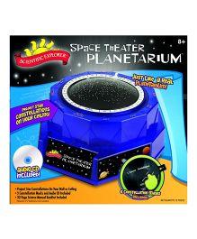 Scientific Explorer Space Theater Planetarium - Blue