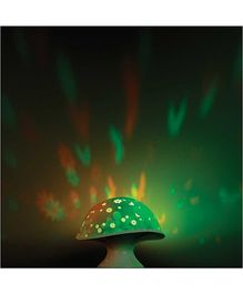 Uncle Milton Moonlight Mushroom - Multi Color
