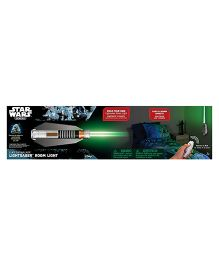 Uncle Milton Star Wars Luke Skywalker Lightsaber Room Light