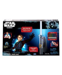 Uncle Milton Star Wars Color Changing Lightsaber Room Light - Multi Color