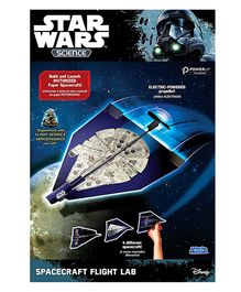 Uncle Milton Star Wars Spacecraft Flight Lab - Blue