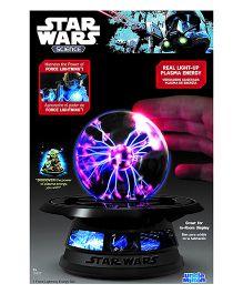 Uncle Milton Star Wars Force Lightning Energy Ball - Black