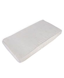 Spring Air Foam Mattress Rose Flower Print - Cream