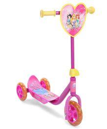 Disney Princess Three Wheel Scooter - Pink