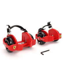 Ferrari fashion wheels - Red