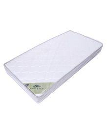 Spring Air Natures Rest Foam Mattress - White