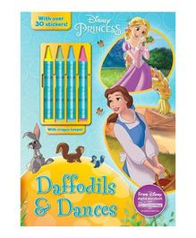 Disney Princess Daffodils & Dances - English