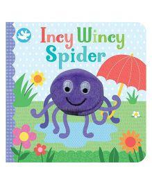 Little Learners Incy Wincy Spider Board Book - English