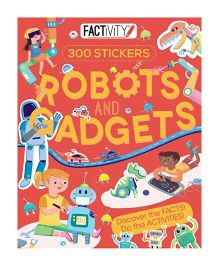 Factivity Robots And Gadgets - English