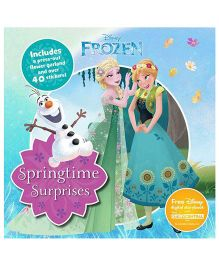 Disney Frozen Springtime Surprise - English
