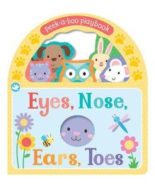 Little Learners Eyes Nose Ears - English