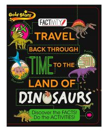 Travel Back Through Time To The Land Of Dinosaurs - English