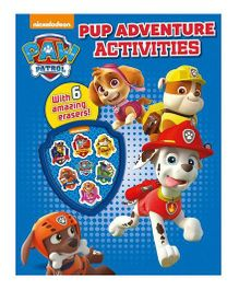 Paw Patrol Pup Adventure Activities - English