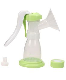 Ardo Amaryll Start Manual Breast Pump - White And Green