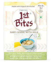 Pristine 1st Bites Rice And Dal - 300 Grams