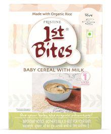 Pristine 1st Bites Rice - 300 Grams
