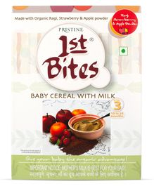 Pristine 1st Bites Ragi And Mixed Fruits - 300 Grams