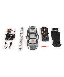 Maisto 2015 Ford Mustang GT Die cast Metal Model Kit - Grey