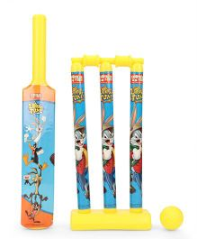 Looney Tunes My First Cricket Mini Set - Yellow