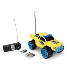 Maisto Remote Control Vudoo Off Road - Yellow Blue Black