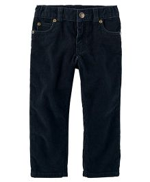 Carter's Corduroy Pants - Dark Navy